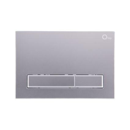 Панель змиву для унітазу Qtap Nest QT0111M08382SAT - 1