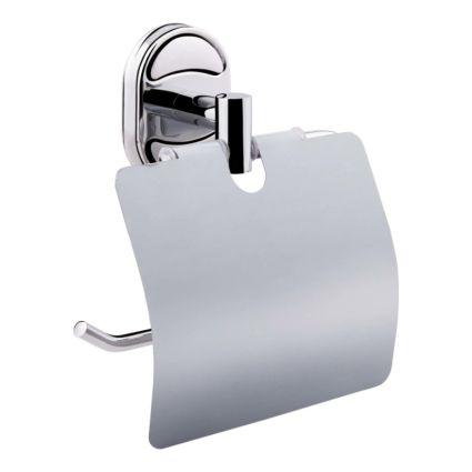 Тримач для туалетного паперу з кришкою Potato P2903 - 1
