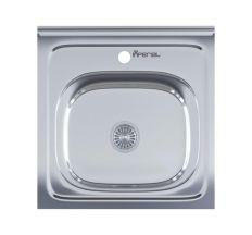 Кухонна мийка Imperial 5050 Satin (IMP505006SAT)