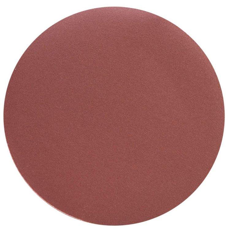 Шлифовальный круг без отверстий Ø150мм P320 (10шт) Sigma (9121431) - 1