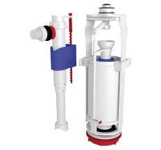 Зливний / наливний механізм для унітазу ANI Plast WC8010C