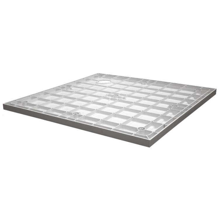 Піддон SMC 70*100*3,5 см прямокутний - 4