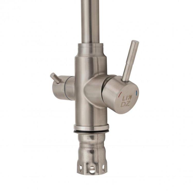 Змішувач для кухні з фільтром Lidz (NKS) 12 32 020F-13 - 4