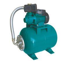 Насосная станция водоснабжения 0.6кВт Hmax 60м Qmax 50л/мин (вихревой насос) 24л AquaticaLEO (775133/24)
