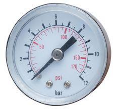 Манометр для контроллера 12 бар 40мм Katran (779741)