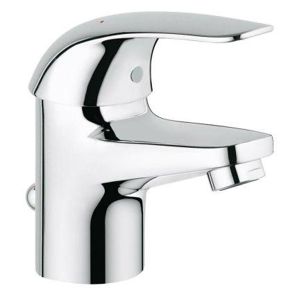 Набір змішувачів для ванни 3в1 Grohe Euroeco 123226S - 4