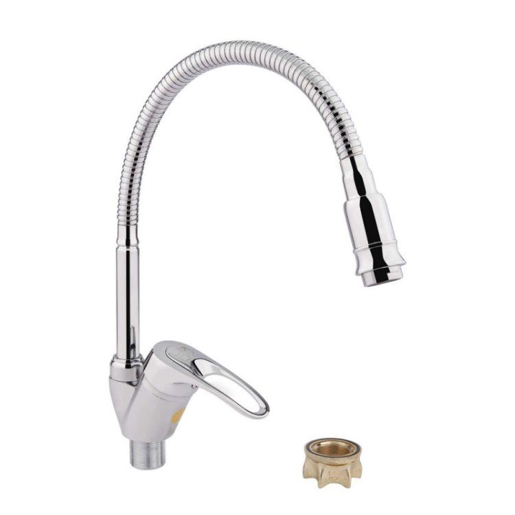 Змішувач для кухонного миття Lidz (CRM)-16 37 008 04 - 1