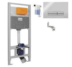 IMPRESE Комплект інсталяції 3в1(PANI хром) (OLIpure)