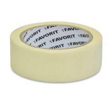 Скотч малярный бумажный 50мм. 50м 10-024