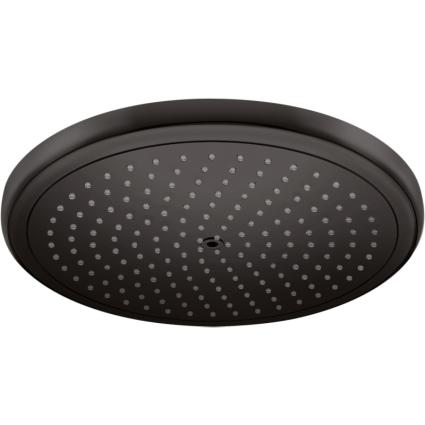 Верхній душ Croma 280 Air 1jet, колір чорний матовий - 1
