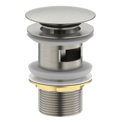 BRENTA донний клапан Pop-up, нікель - 1