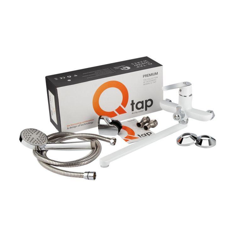 Змішувач для ванни Q-tap Fresh 005 New WCR - 5