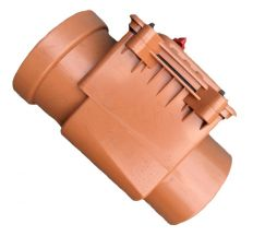 Зворотний клапан ПВХ Magnaplast 160 мм