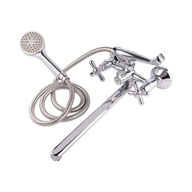 Смеситель для ванны Q-tap Dominox CRM 140 - 3