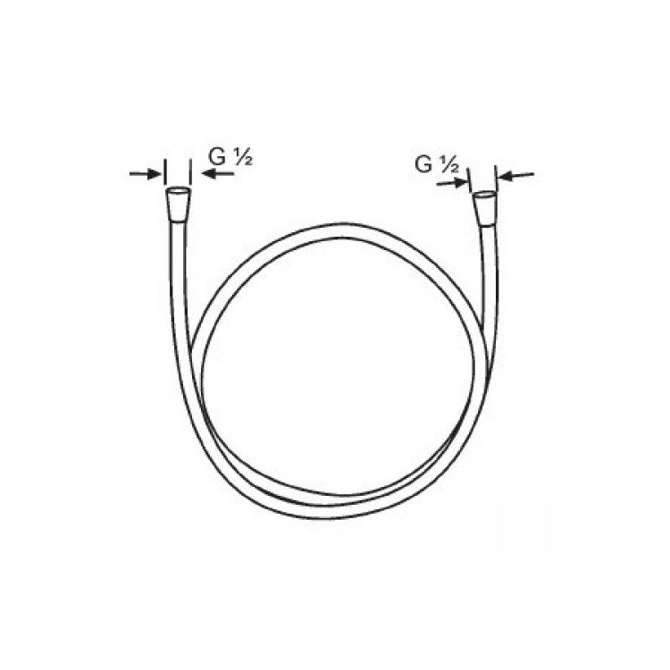 Mariflex душовою Шланг, 150 см - 2