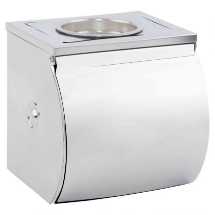 Тримач для туалетного паперу з кришкою Potato P300 - 1