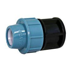 Заглушка затискна SANTAN 20 мм