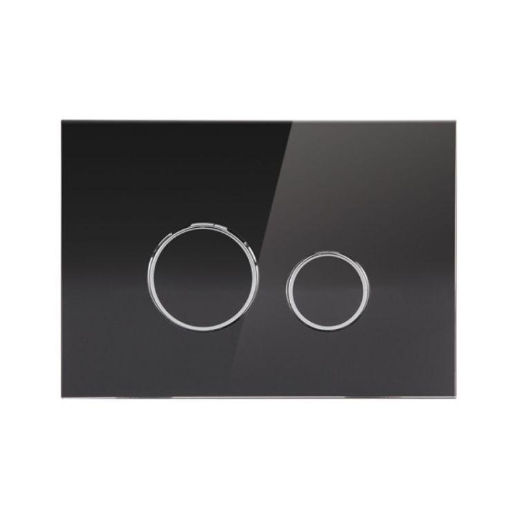 Панель змиву для унітазу Q-tap Nest PL M11GLBLA - 1