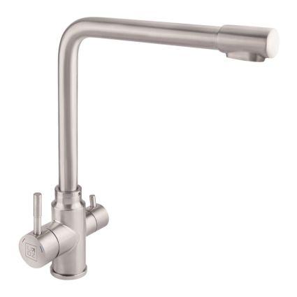 Змішувач для кухні з фільтром Lidz (NKS) 12 32 020F-13 - 1