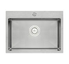 Кухонна мийка Qtap D5843 2.7/1.0 мм (QTD584310)