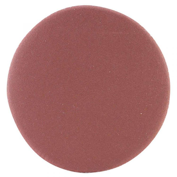 Шлифовальный круг без отверстий Ø125мм P240 (10шт) Sigma (9121161) - 1