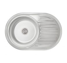 Кухонна мийка Imperial 7750 Decor (IMP775006DEC)