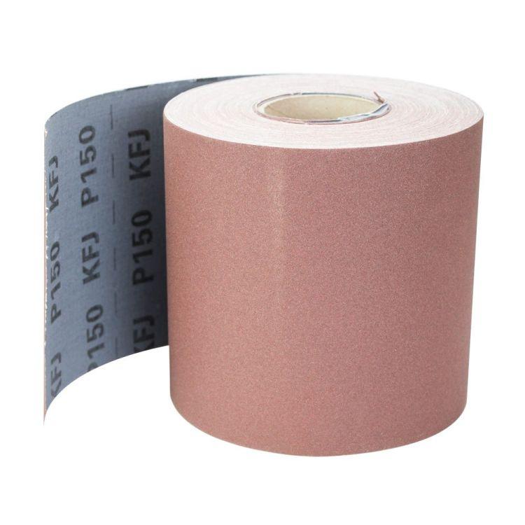 Шлифовальная шкурка тканевая рулон 200ммх50м P150 Sigma (9112681) - 1