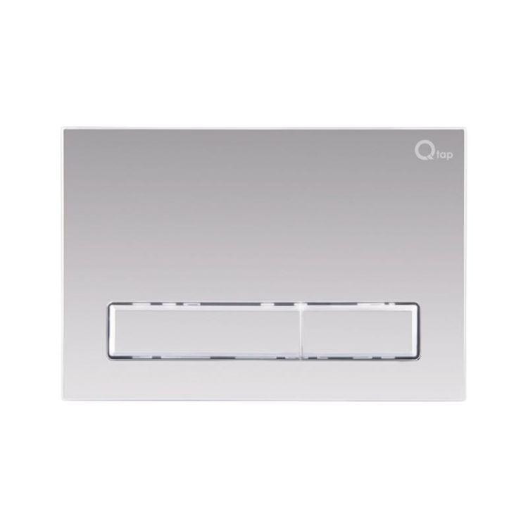 Комплект Qtap інсталяція Nest QTNESTM425M08CRM + унітаз з сидінням Swan QT16335178W + набір для гігієнічного душу зі змішувачем Form QTFORMCRM001AB - 8
