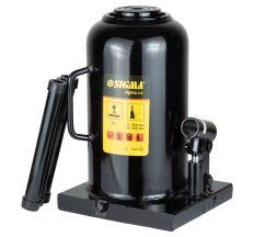 Домкрат гідравлічний пляшковий Sigma 30т H 285-465мм (6101301)