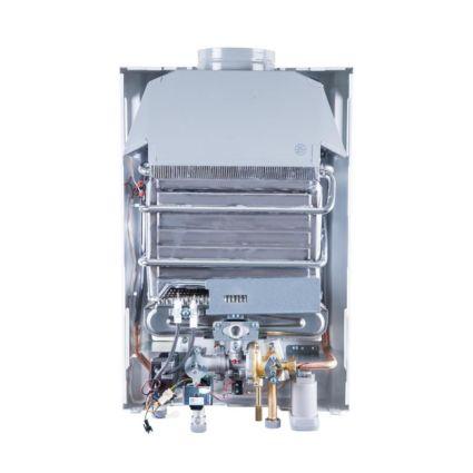 Колонка димохідна газова Thermo Alliance Compact JSD 20-10CL 10 л біла - 4