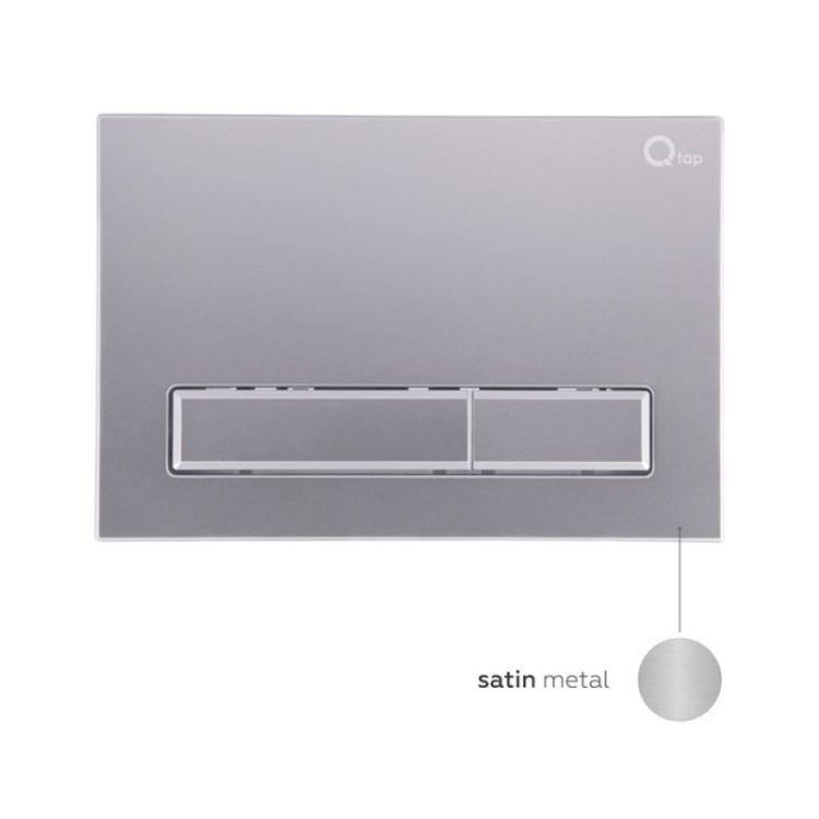 Набір інсталяція 4 в 1 Qtap Nest ST з лінійна панеллю змиву QT0133M425M08382SAT - 6