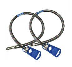 """Шланг для води SANTAN Flex-water М10х1/ 2"""", 50 см, комплект 5 кор. + 5 довжин."""