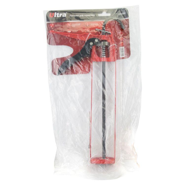 Пистолет для герметиков (усиленный) 225мм ULTRA (2723002) - 7