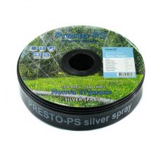 Шланг туман Presto-PS лента Silver Spray длина 100 м, ширина полива 10 м, диаметр 50 мм, в упаковке - 1 шт. (803508-9)