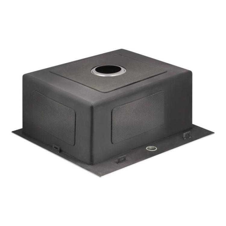 Кухонна мийка Lidz H5045 Brush 3.0/1.0 мм (LIDZH5045BRU3010) - 5