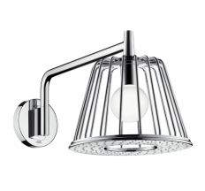 Axor Lamp Shower верхній Душ з лампою (шліфований нікель)