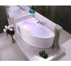 MISTRAL ванна 170*105 ліва + ніжки