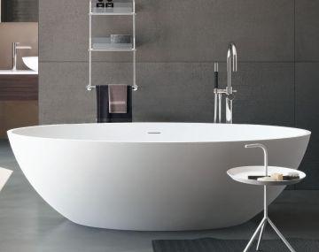 Какая ванна лучше: акриловая, стальная или чугунная - 1