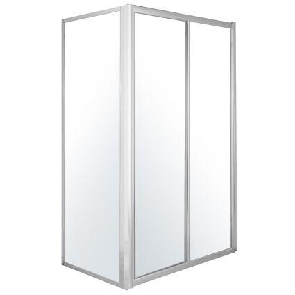 Бічна стінка 90*185 см, для комплектації з дверима 599-153 - 2