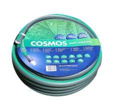 Шланг Tecnotubi Cosmos садовый для полива диаметр 1/2 дюйма, длина 25 м, в упаковке - 1 шт. (CS 1/2 25)