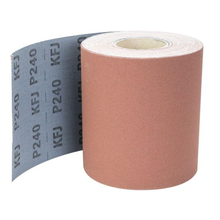 Шлифовальная шкурка тканевая рулон 200ммх50м P240 Sigma (9112711) - 1