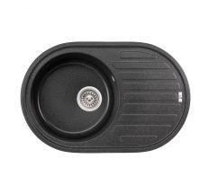 Кухонна мийка Lidz 780x500/200 GRF-13 (LIDZGRF13780500200)