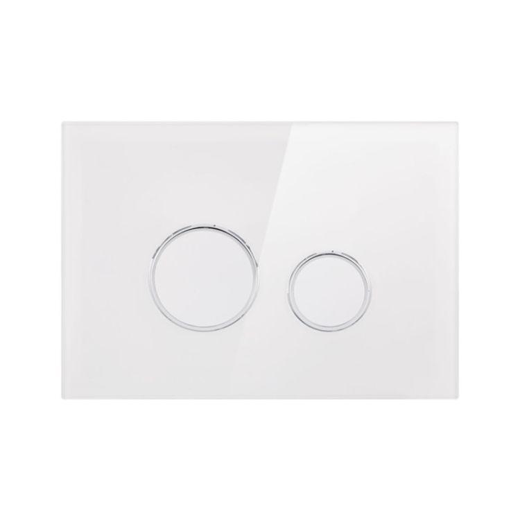 Панель змиву для унітазу Q-tap Nest PL M11GLWHI - 1