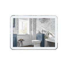 Зеркало Qtap Swan 600x800 с LED-подсветкой, Reverse QT167814146080W