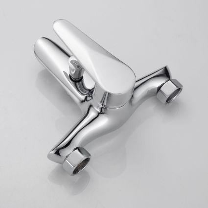 TULIP змішувач для ванни одноважільний, хром 35 мм - 5
