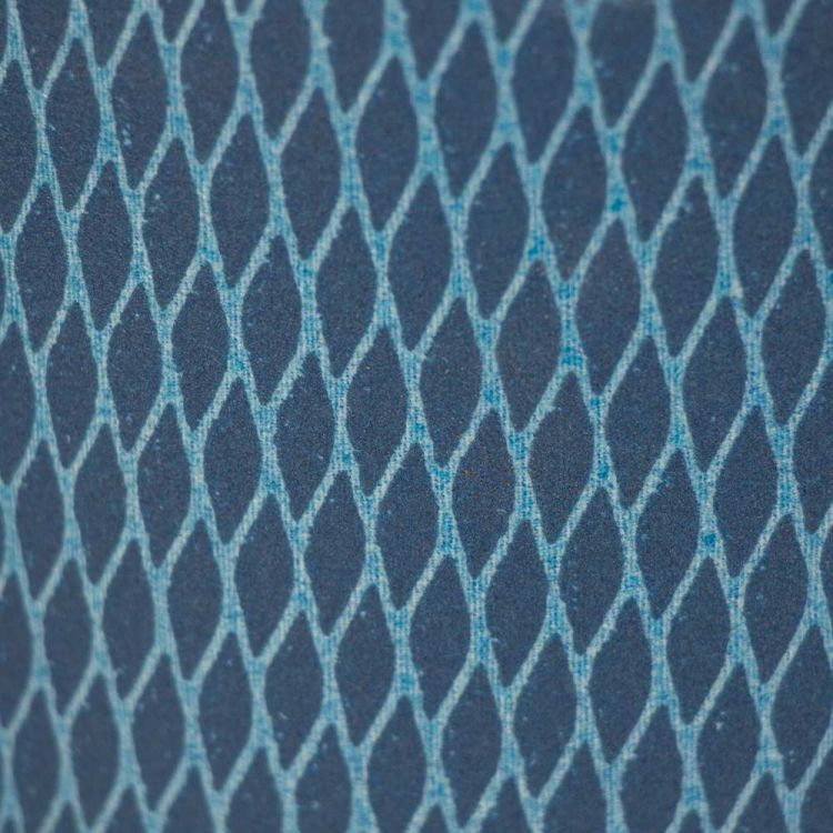 Шлифовальная шкурка (ромб) тканевая рулон 200ммх50м P80 Sigma (9111251) - 2
