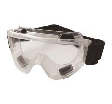 Очки защитные закрытые Jet (прозрачные) Sigma (9411001)