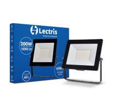 Прожектор LED200W 16000Лм 6500K 185-265V IP65 Lectris