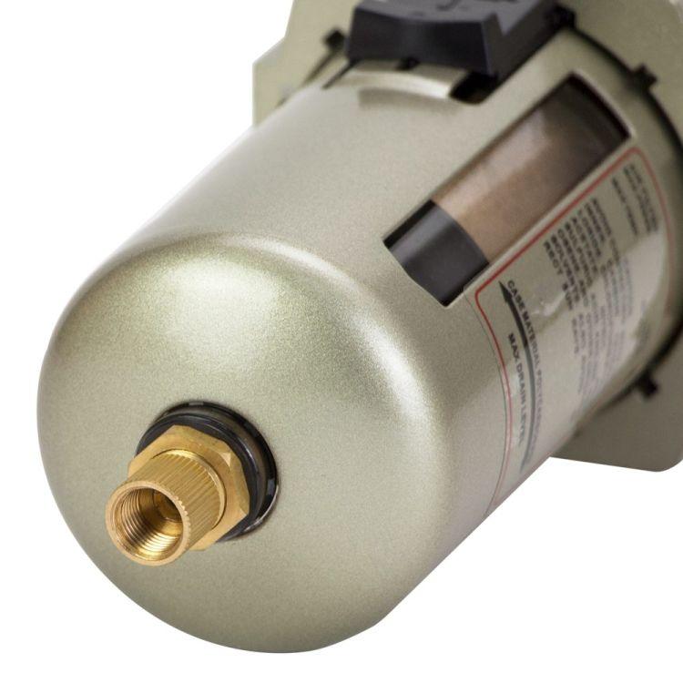 """Фильтр влагоотделитель 4000л/мин 1/2"""" Sigma Refine (7034211) - 3"""