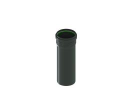 Труба каналізаційна 110х1500 ASG